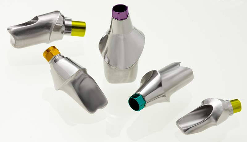 Cadstar Abutments