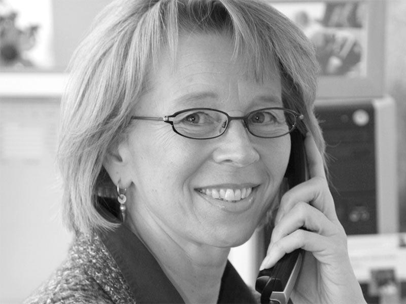 Frau Brandl von Zahntechnik Aldente