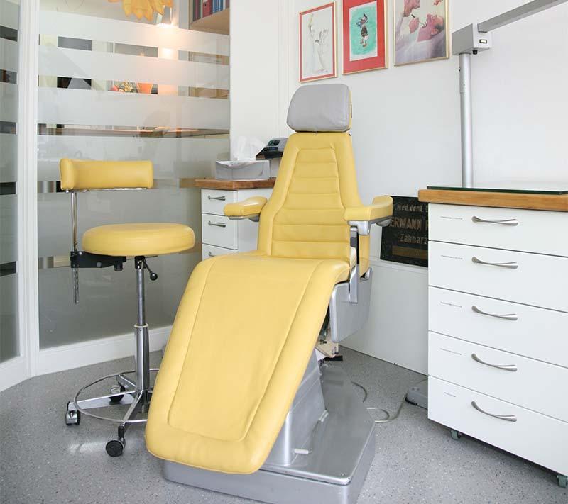 Zahnarztstuhl